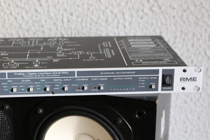 RME Audio ADI-8 Pro (65205)