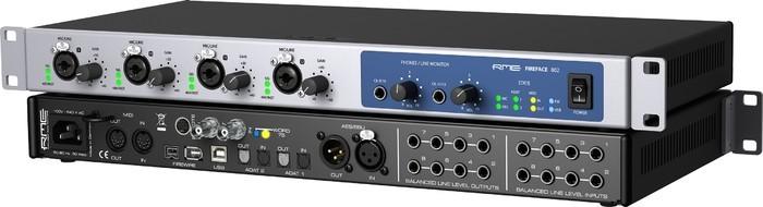 RME Audio Fireface 802 (39924)