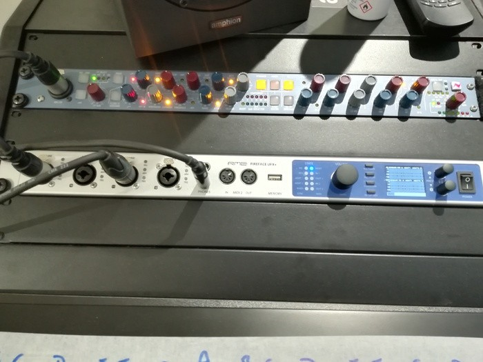 RME Audio Fireface UFX+ (15939)