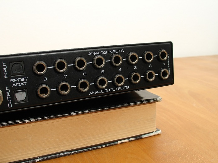 RME Audio Hammerfall DSP Multiface II DogCake24 images