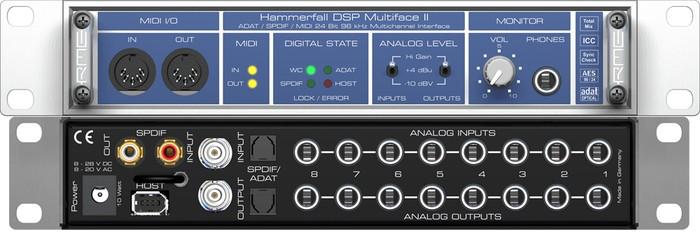 RME Audio Hammerfall DSP Multiface II (35431)