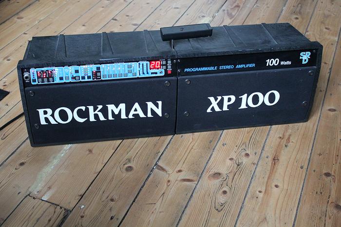 Photo Rockman XP 100 : Rockman XP 100 (31757) (#1444461 ...