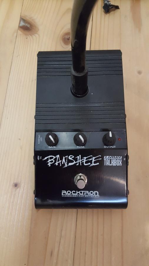 Rocktron Banshee TalkBox jeromejoe images