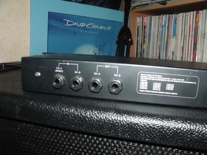 Rocktron Hush Super C Image 312394 Audiofanzine