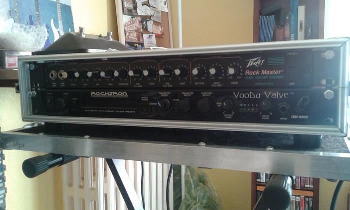 rocktron voodu valve image 863160 audiofanzine. Black Bedroom Furniture Sets. Home Design Ideas
