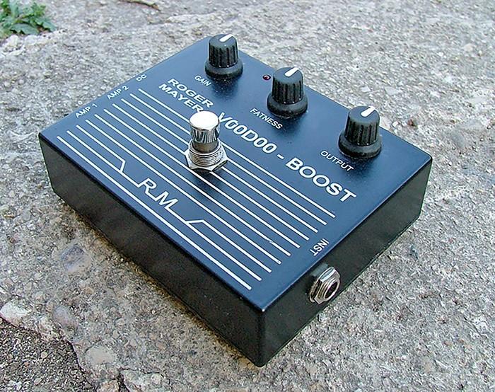 Roger Mayer Voodoo Boost rocken images