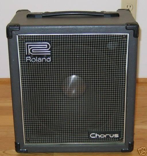 Roland Cube 60 Chorus Vintage