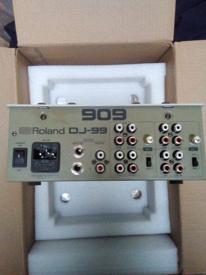 Roland DJ-99 Booliman Atf images