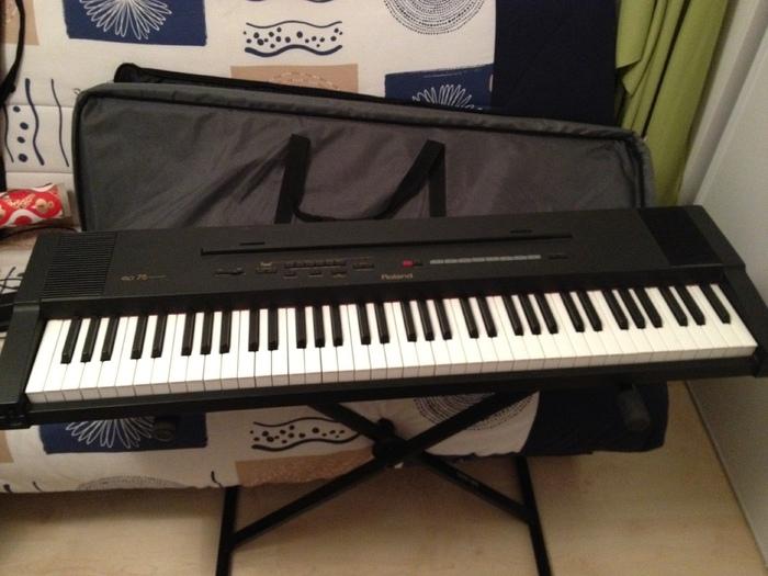 Roland Digital Piano Ep 70 : roland ep 75 image 330832 audiofanzine ~ Hamham.info Haus und Dekorationen