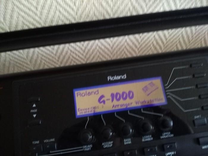 Roland G-1000 (48463)