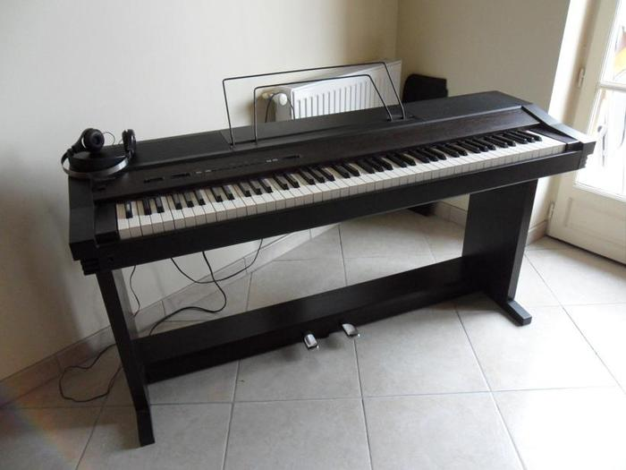 Photo roland hp3000s roland piano lectrique 384800 for Piano electrique