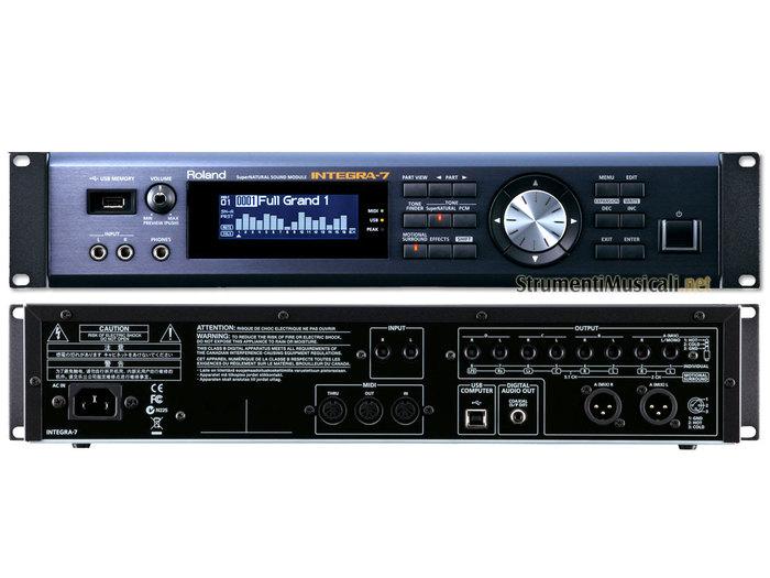 roland integra 7 image 731780 audiofanzine
