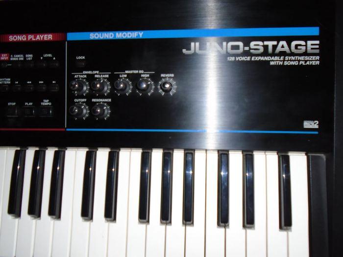 Roland JUNO-Stage ELKASYNTHEX images