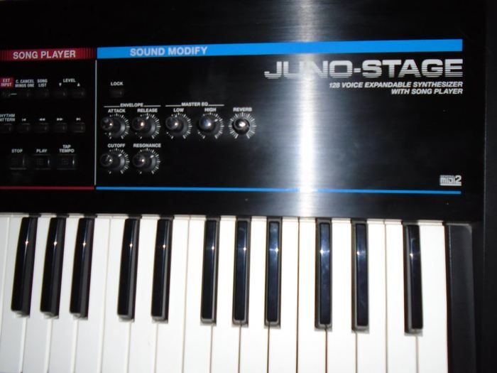 Roland JUNO-Stage ELKASYNTHEX images