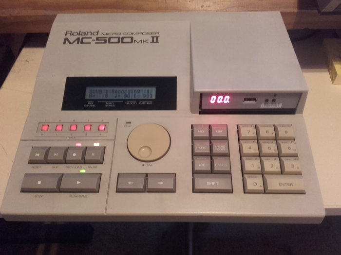 Roland MC-500 MkII Micbern images