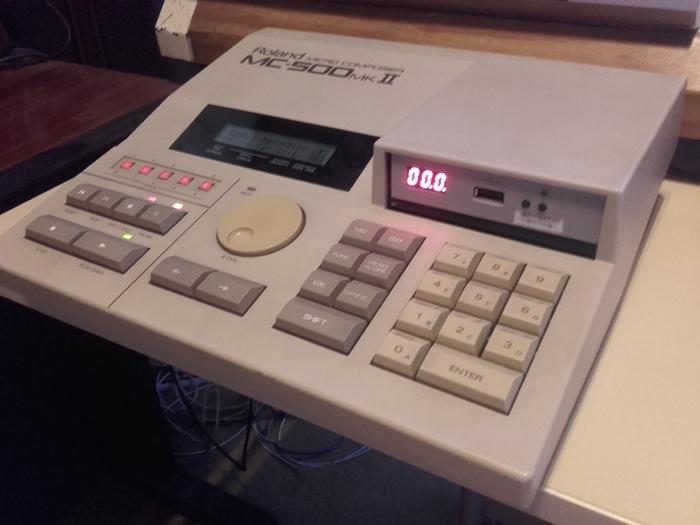 Roland MC-500 MkII Micbern images