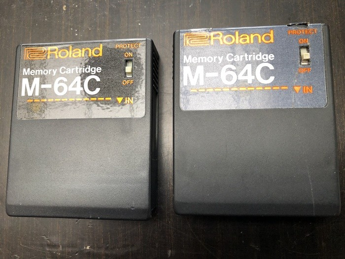 Roland Memory Card M-64C eltoro59 images