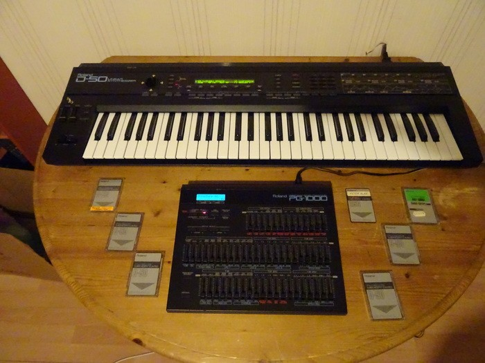 Roland PG-1000 Synth Programmer (39020)