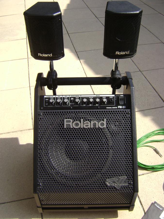 Roland Pm 30 Image 458983 Audiofanzine