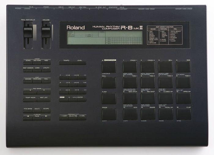 Roland R8 MK2