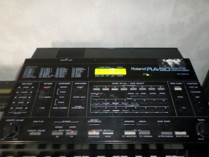 Roland RA-50 (41852)