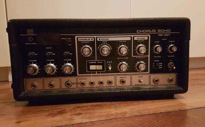 Roland RE-301 Chorus Echo (10886)
