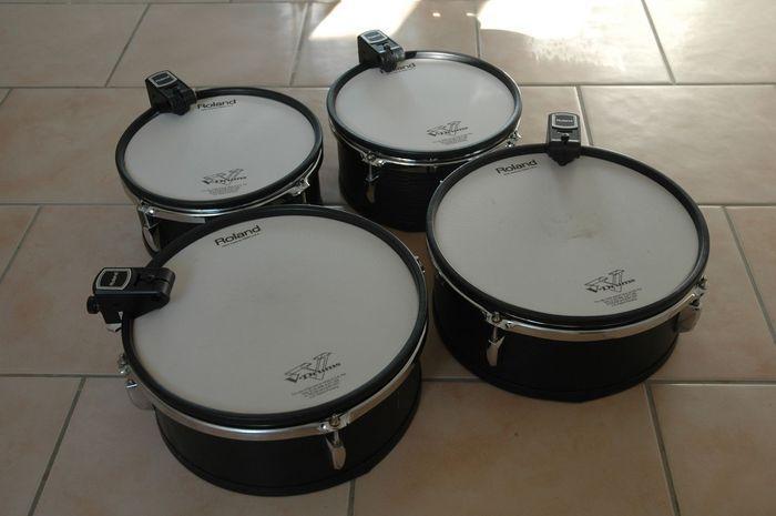 roland rt 10s acoustic drum trigger image 210945 audiofanzine. Black Bedroom Furniture Sets. Home Design Ideas