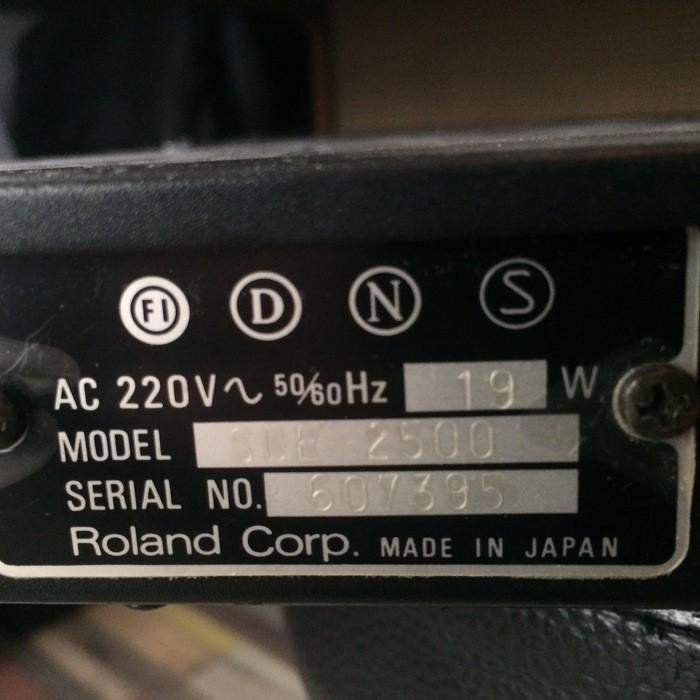 Roland SDE-2500 (8533)