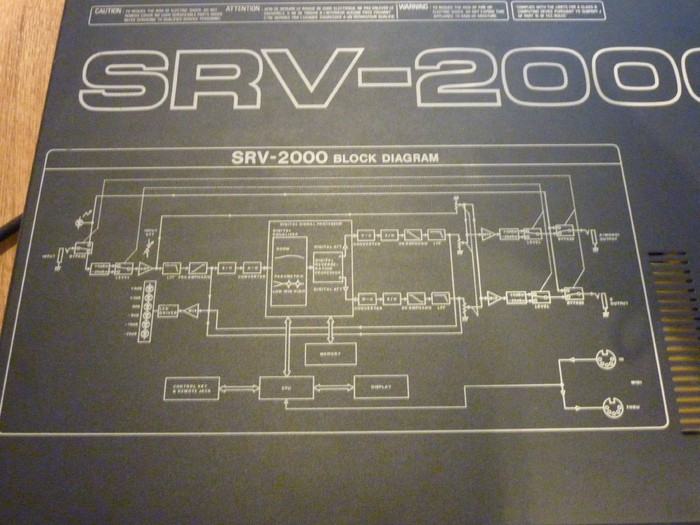 Roland SRV-2000 (15137)