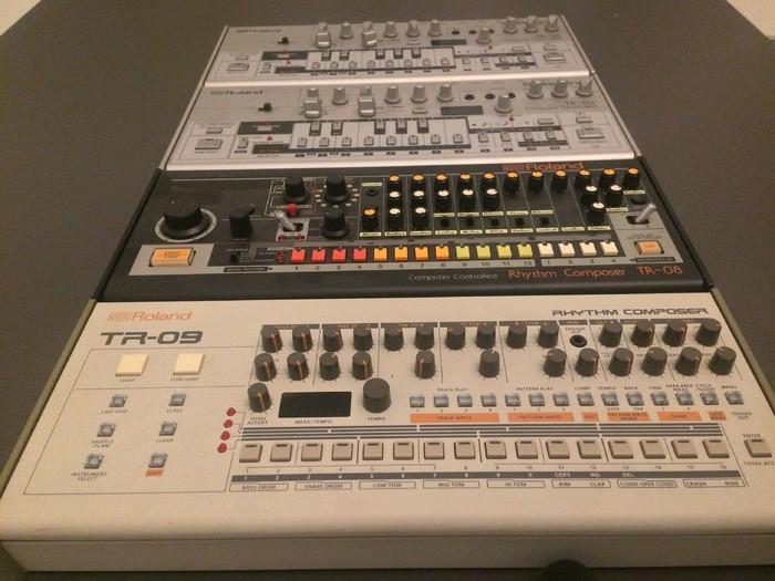 Roland TB-03 (9771)