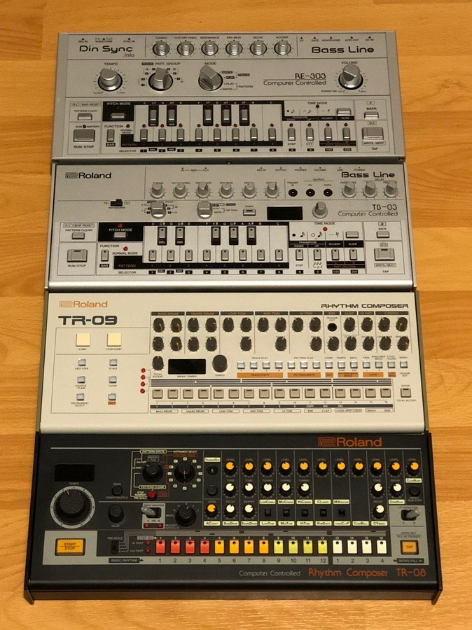 Roland TB-03 (7517)