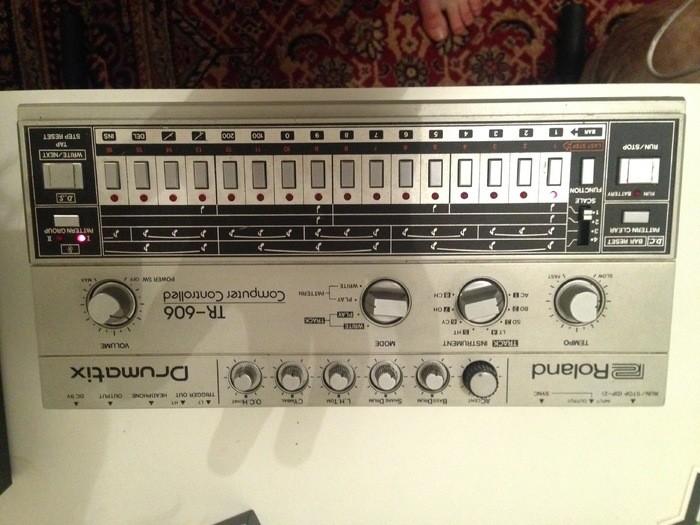 Roland TR-606 (53226)