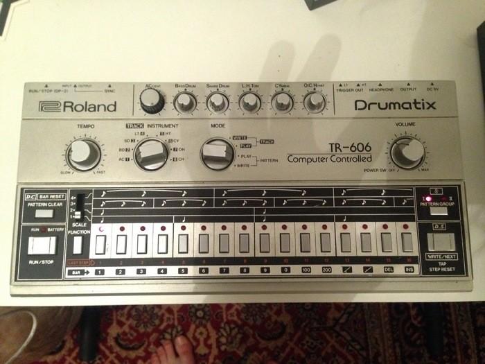 Roland TR-606 (32771)