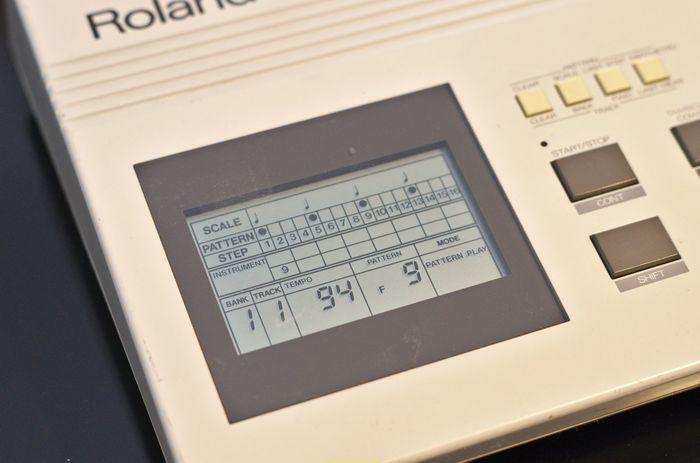 Roland TR-626 (5743)