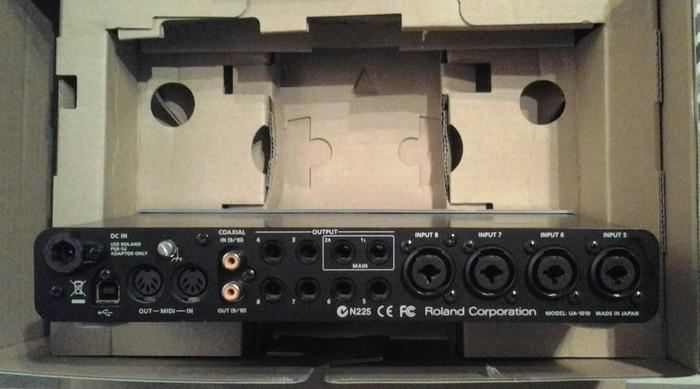 Roland UA-1010 Octa-Capture (30188)
