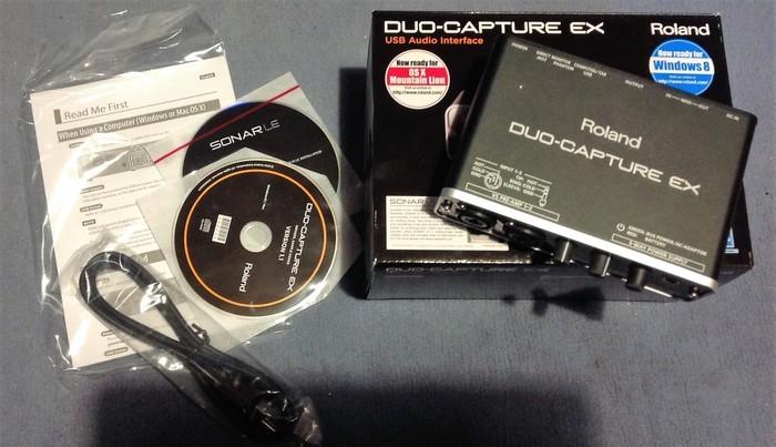 Roland UA-22 Duo-Capture EX (13442)