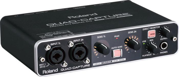 Roland UA-55 Quad-Capture artbeats images