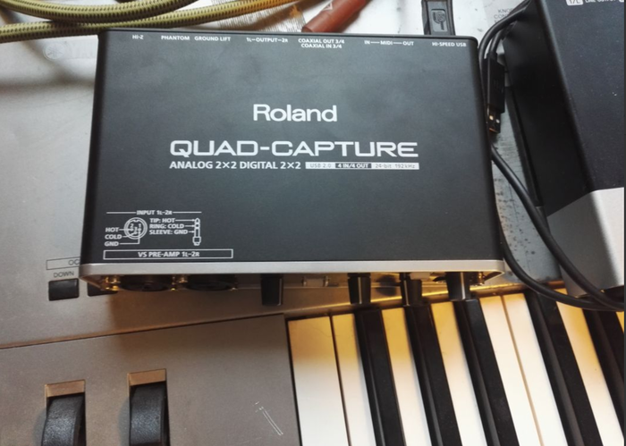 Roland UA-55 Quad-Capture (36275)