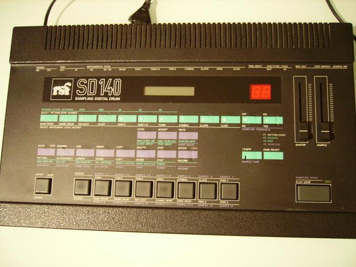 rsf sd140 drum machine