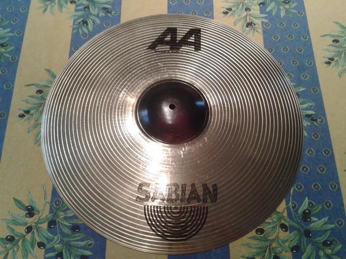 Sabian AA Metal X Hats 14
