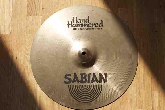 "Sabian HH Thin Crash 15"""