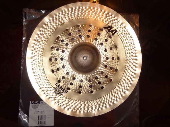 sabian vault holy china 19 image 740740 audiofanzine. Black Bedroom Furniture Sets. Home Design Ideas