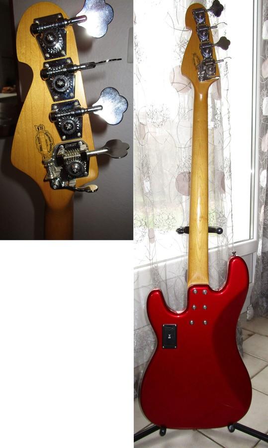 Sandberg (Bass) California VM 4 (66982)
