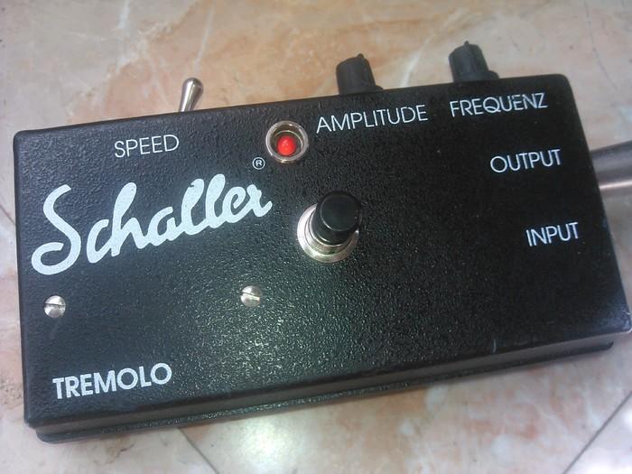 Schaller TREMOLO T-R (49042)