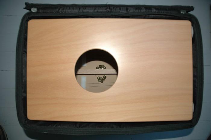 Schlagwerk CP 4007 - Burl Veneer