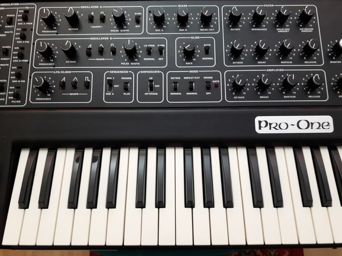 Sequential Circuits Pro-One (52448)