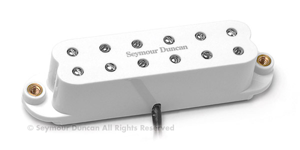 Seymour Duncan Custom Shop Pearly Gates Single-Coil-Sized Humbucker ...