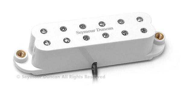 Seymour Duncan Custom Shop Pearly Gates Single Coil Sized