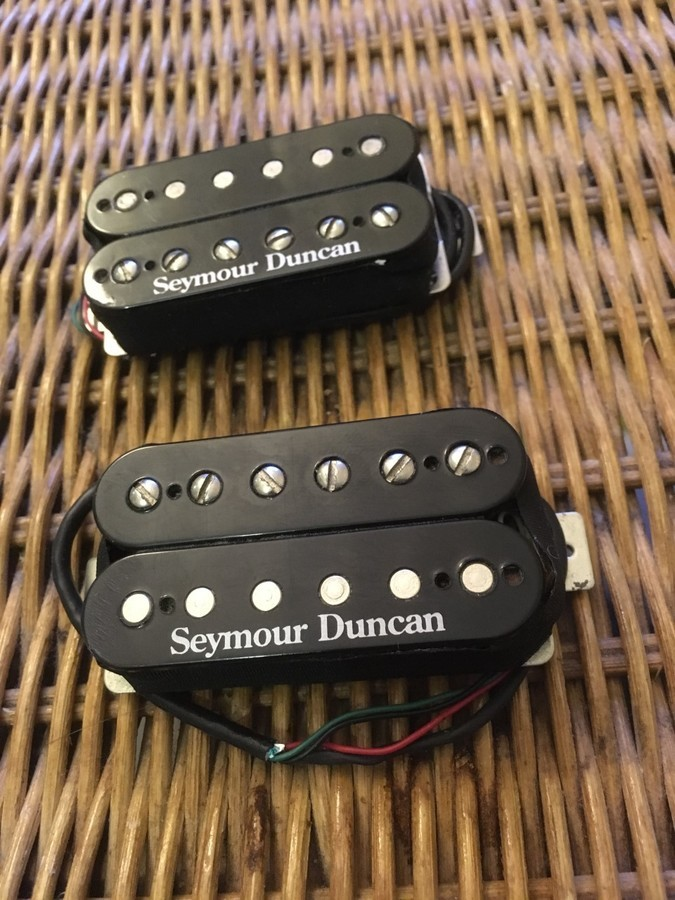 Seymour Duncan SH-4 JB Model - Black (4910)