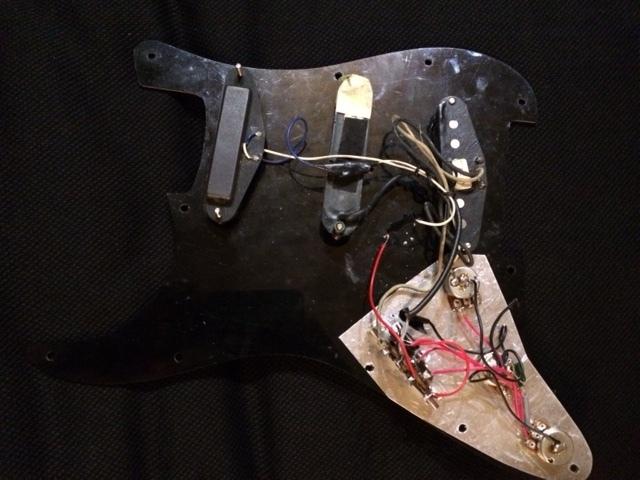 vintage stratocaster pickups symour duncan